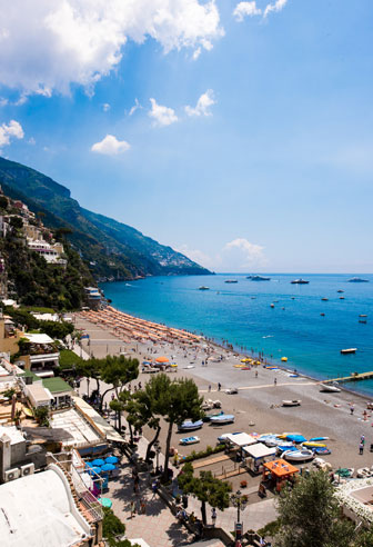 Vacation house rentals Amalfi Coast pOSITANO