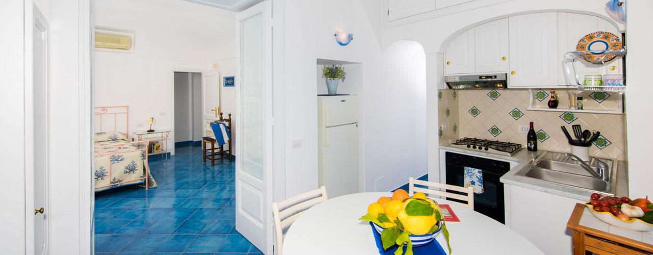 Appartamento in affitto a positano per vacanza sul mare for Appartamento in affitto per suocera