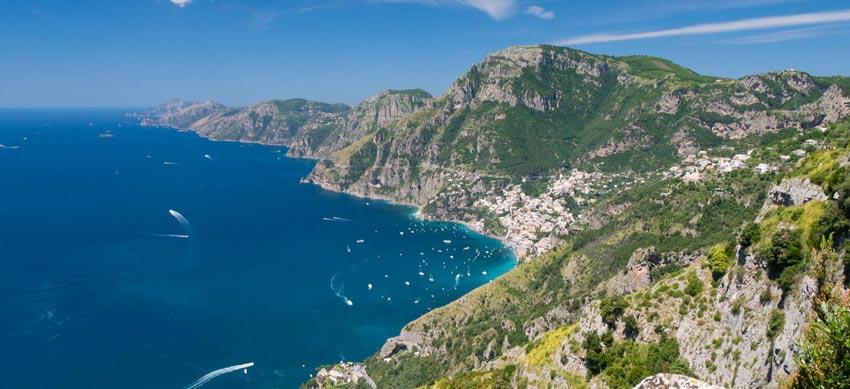 Vacanze in Costiera Amalfitana sul sentiero degli dei
